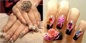 Japanese_3D_Nail_Art_Designs