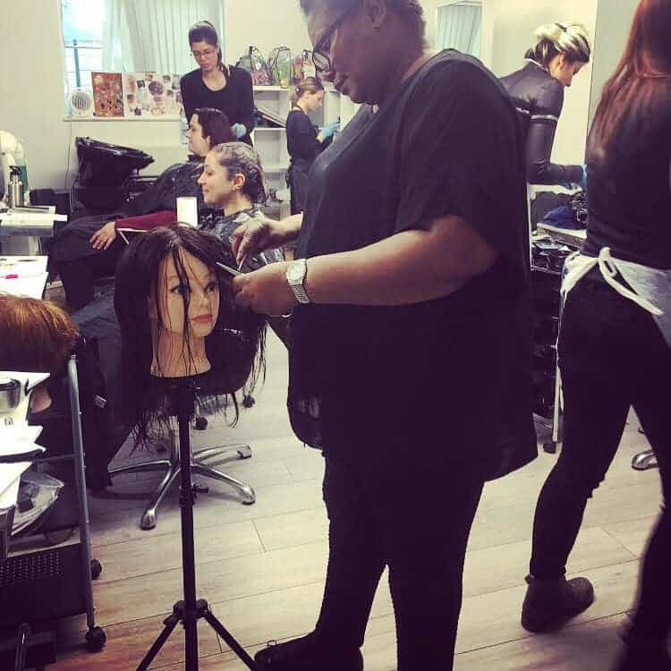 hairdressing cpba government funded courses